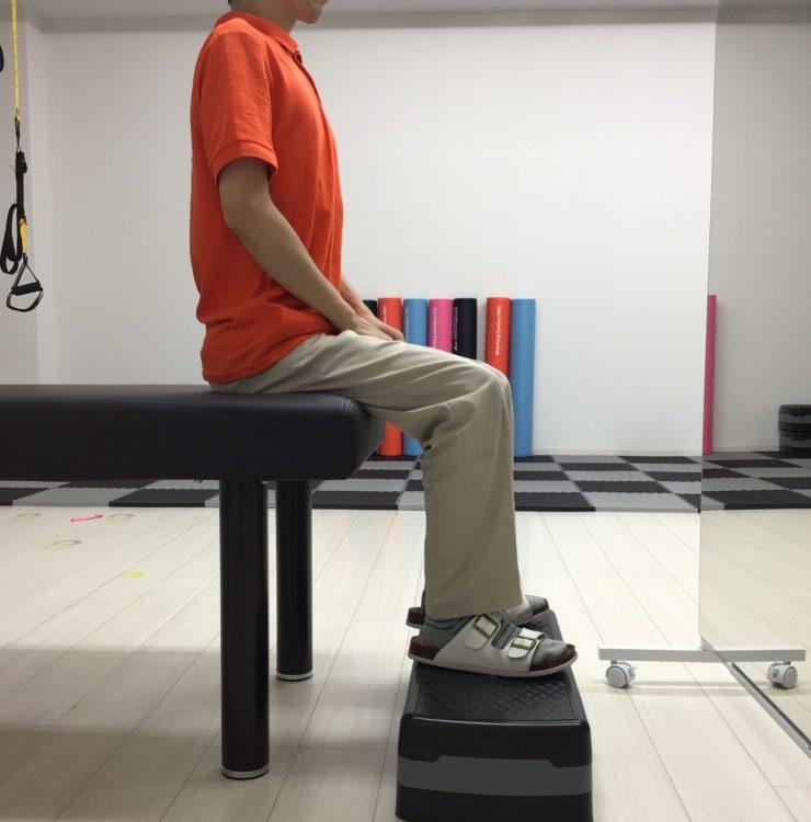 柔軟性コアトレーニング