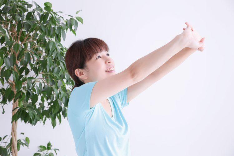 腰痛改善のためのストレッチ