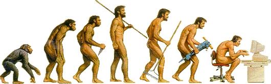 進化 人類