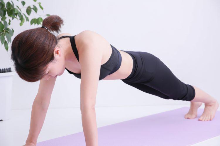ダイエットと無酸素運動